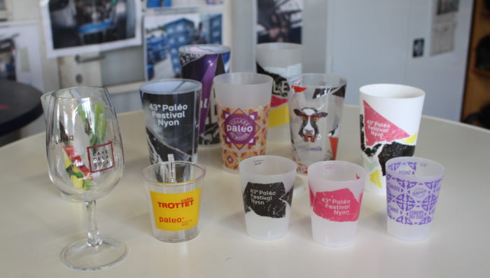 A Cup's life at Paléo: Behind the scenes at the eco-cup facility