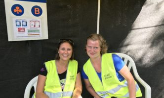 Paléo – Away from the music. Volunteers, stage crews and helpful hints