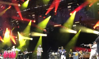 Rain, Reggae and Rainbows – Friday at Paléo
