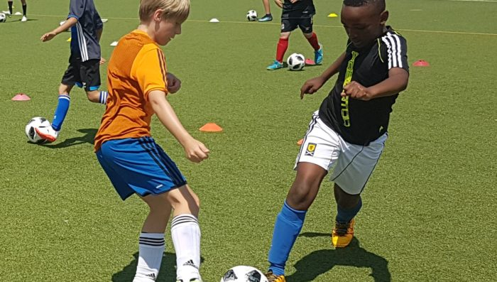 Football/Soccer Summer Camps for Children starting in Nyon on Mon 16th July