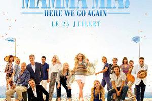 Ladies' Night at Nyon Cinema – Mamma Mia! – Here We Go Again
