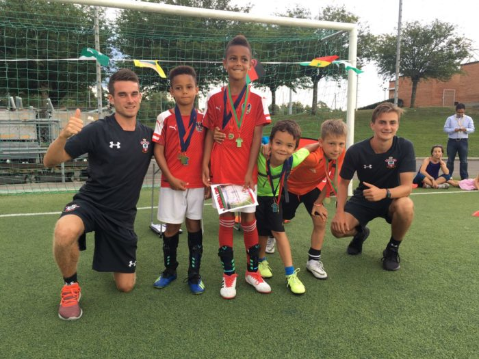 Football/Soccer Summer Camps for Children in Nyon on 6th August