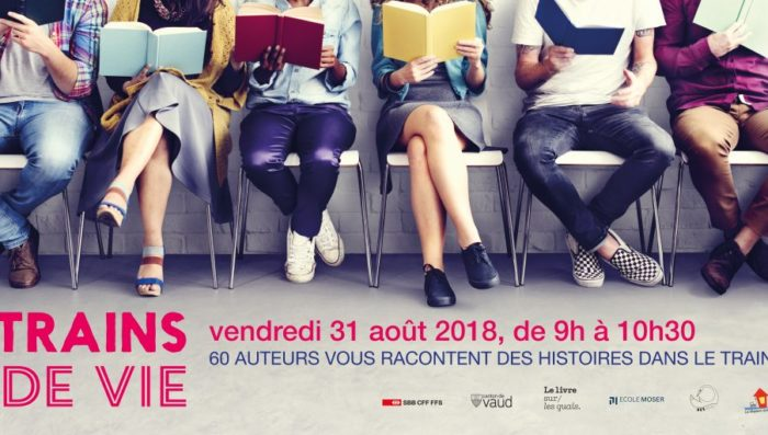 English Authors in Morges this weekend –  debates, writing workshops and cruises!