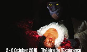 """Frankenstein"" performed in English 2-6 October"