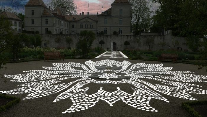 50,000 Candles to light up Château de Prangins on Saturday evening