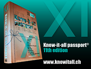 Win a copy of Know it all Passport! – An essential local information guide in English