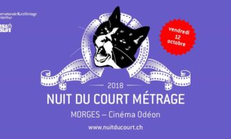 Night of Short Films in Morges – Friday 12 October 2018