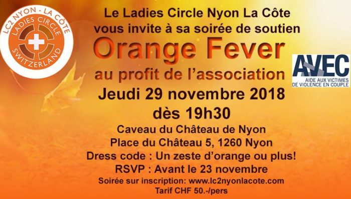 Cocktail Dînatoire in the cave of Nyon's Château – 29 November