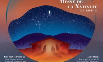 Christmas Concert in Nyon and Gland – 7 and 8 December