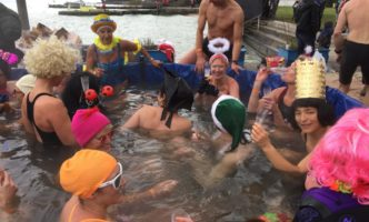 6th January – New Year's Swim in Lake – Fête des Baigneurs