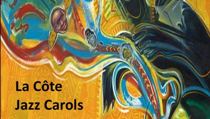Mario Batkovic, Eliza Shaddad, Jazz Carols -Three musical events this w/end in Nyon