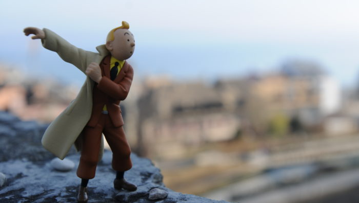 When Tintin came to Nyon – Tour to follow his route