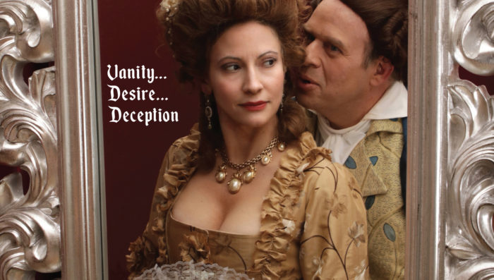 "An ""Incendiary tale of vanity, seduction and manipulation""- GEDS next production"