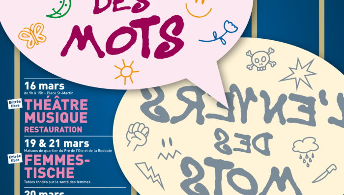 """Reversed Words"" – Theme of Anti-Racism Week in Nyon 16-23 March"