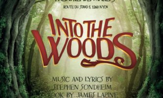 Musical in English in Nyon 3-5th May