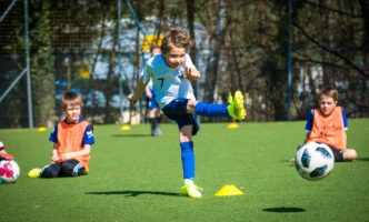 Football Camps for Children over Easter in Nyon