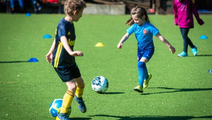 Summer Football Courses Coming up Near Nyon