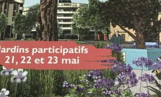 Help plant up a new public garden in Nyon – 21, 22 and 23rd May