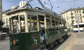 Tales of Murder acted out on a Geneva Tram – June and September