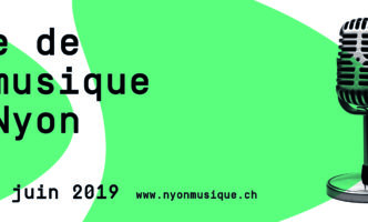Music Events coming up in Nyon – Summer 2019