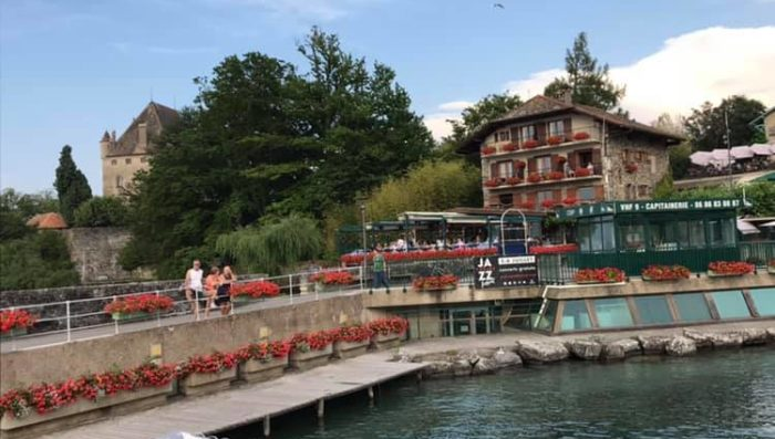 """Gourmet Hike 6th July – Go for """"une glace"""" in France!"""