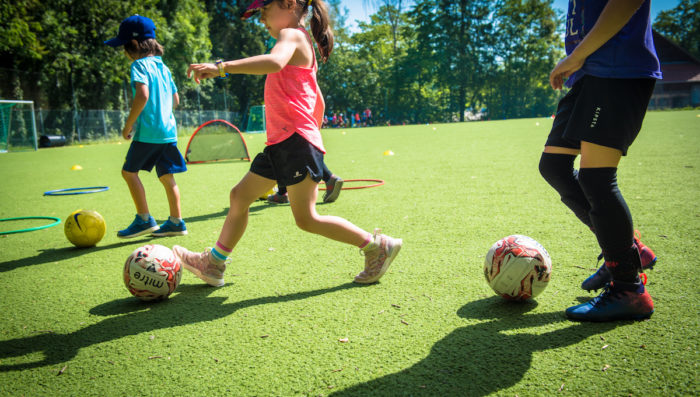 Special offers on InterSoccer football camps for Living in Nyon readers