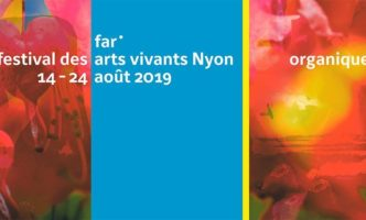 One Festival Closes in Nyon this weekend- Another opens 14th August