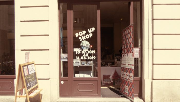 Creators from Nyon and Vaud in Pop-Up Shop – Workshops in August