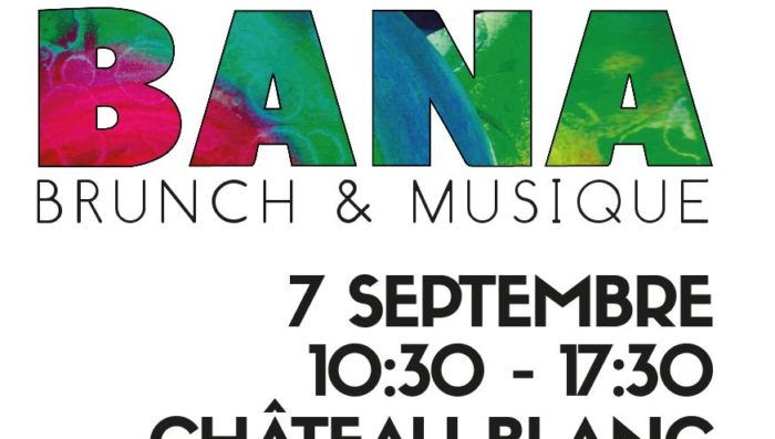 Gingibana – Music Festival in a Château near Nyon – Sat 7th September