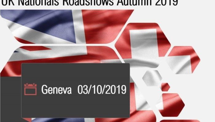 The implications of Brexit for UK nationals in Switzerland – Roadshow 3rd October