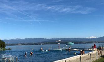 Long weekend – Pool still open!