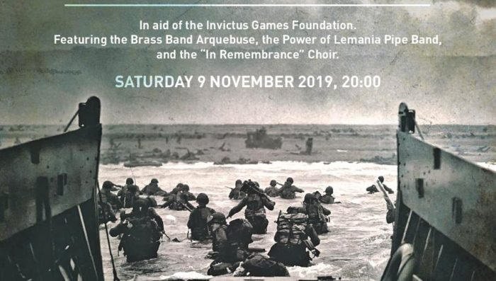 "Gala Concert in Rolle ""In Remembrance""- 9th November"