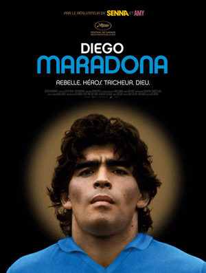 Maradona – Documentary at Nyon Cinema – 21st October