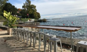 Autumn by the lake in Nyon – Arts Day on 9th November
