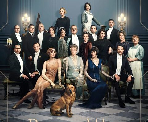 Downton Abbey, film screened in English in Nyon