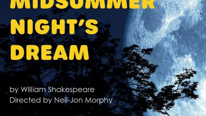 A Midsummer Night's Dream in Coppet –  26 – 30 November