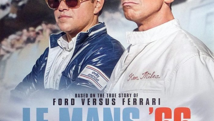"Monday Movie – ""Le Mans"" in English at Nyon cinema"