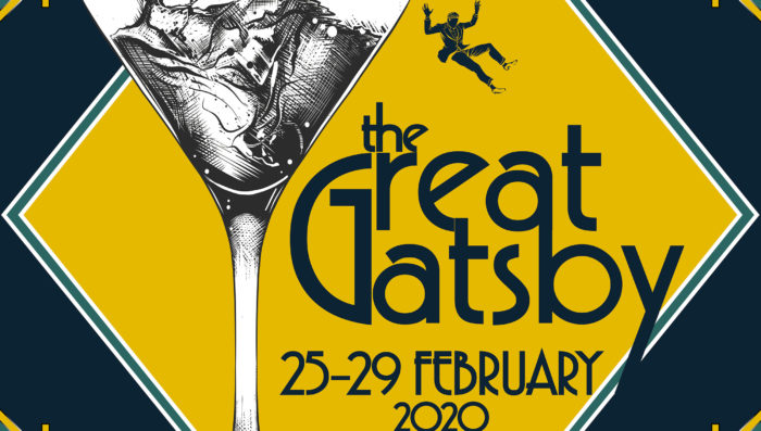 The Great Gatsby in English  25-29 February 2020