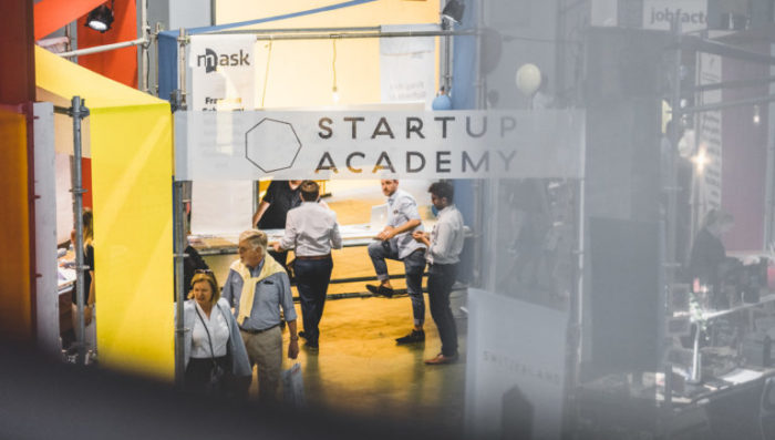 Got a New Business Idea? Want Feedback?  Advice given by Startup Academy La Côte